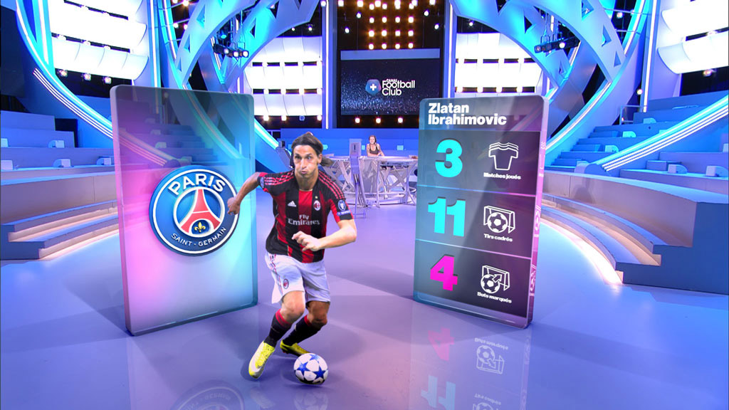 Canal Football Club R�alit� Augment�e